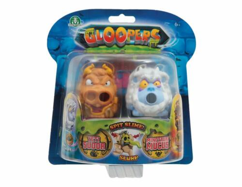 ONE SUPPLIED YOU CHOOSE Age 6 Inc 5cm Slime Pots Gloopers Blister Double pack