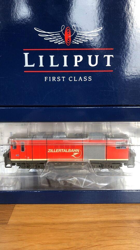 Modeltog, Liliput L142101, skala Ho