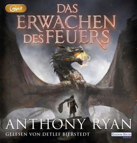 1 von 1 - Draconis Memoria 01 Das Erwachen des Feuers (11.09.2017, MP3-Hörbuch)