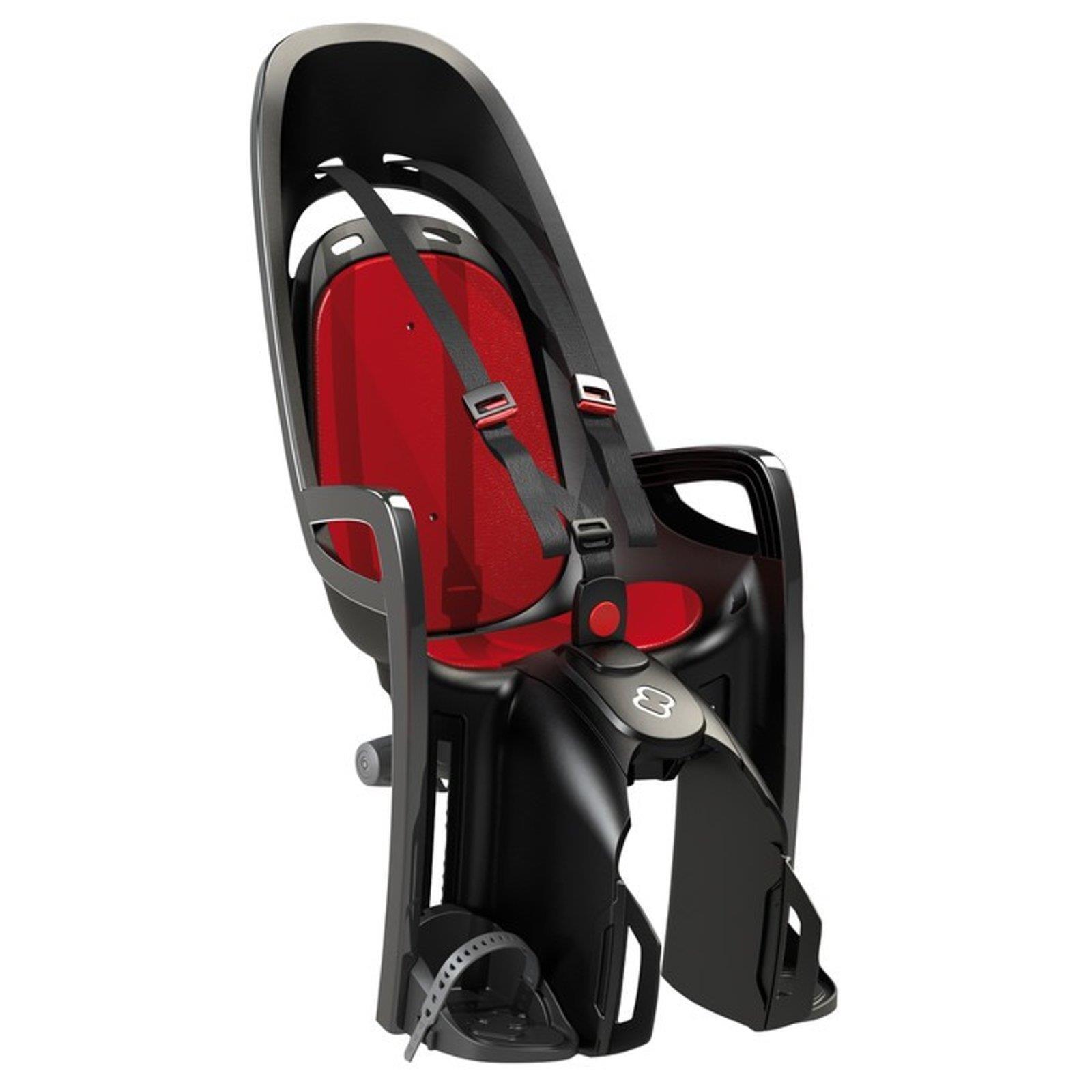 Hamax Zenith bicicleta asiento infantil portaequipajes City trekking E-Bike 9 meses 22 kg