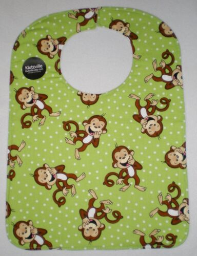 Handmade Baby Bibs XL Many Cute Prints!