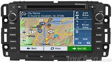 08 09 Hummer H2 In-Dash GPS Navigation Stereo Bluetooth Radio USB SD DVD Player