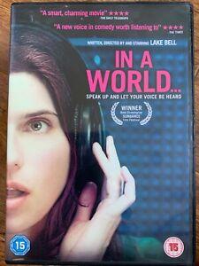Un-Mundo-DVD-2013-Comedia-Drama-Pelicula-Protagonizada-por-Lake-Bell