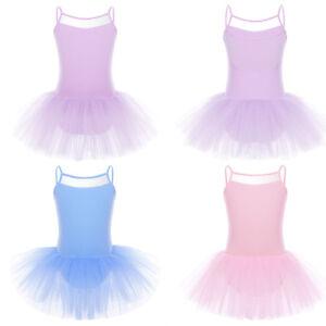 Vestido-Maillot-de-Danza-Ballet-para-Nina-2-14-Anos-Vestido-de-Princesa-Fiesta