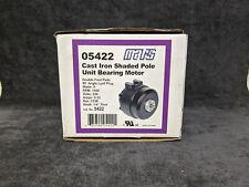 Discount Hvac Ms 05422 Mars Cast Iron Shaded Pole Unit Bearing Motor