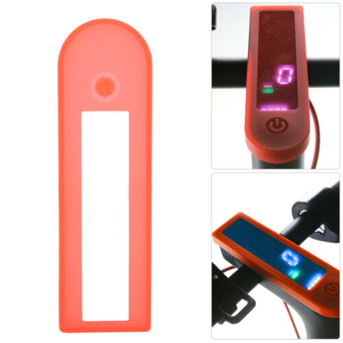 Waterproof Instrument Rubber Cover Accessories for Ninebot MAX G30 E-Scooter