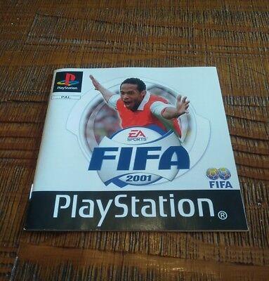 Le jeu 2001) Télécharger (FIFA