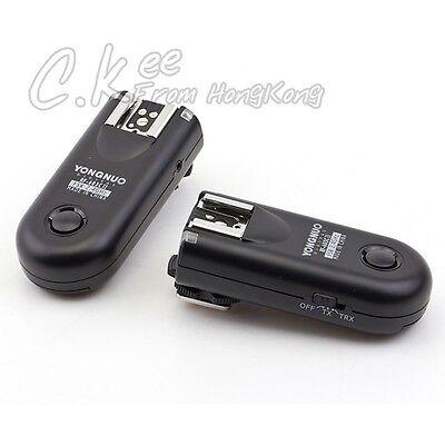 Yongnuo Digital RF 603C ll FSK 2.4GHz Radio Wireless Flash Trigger  for Canon