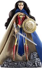 Barbie 2016 SDCC Amazon Princess Wonder Woman Doll NRFB San Diego Comic-Con