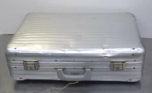 vintage-suitcase-Alter-Rimowa-Alu-Reisekoffer-Aluminium-Reise-Koffer