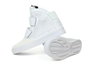 100% authentic 599b8 acb73 ... Nike-Pour-Hommes-Flystepper-2K3-Pure-Platinum-Blanc-