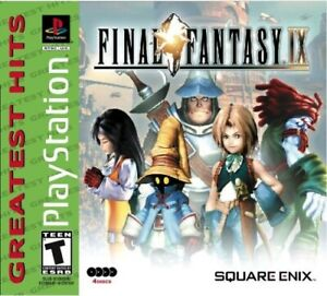 PLAYSTATION-1-PS1-VIDEO-GAME-FINAL-FANTASY-IX-BRAND-NEW-AND-SEALED