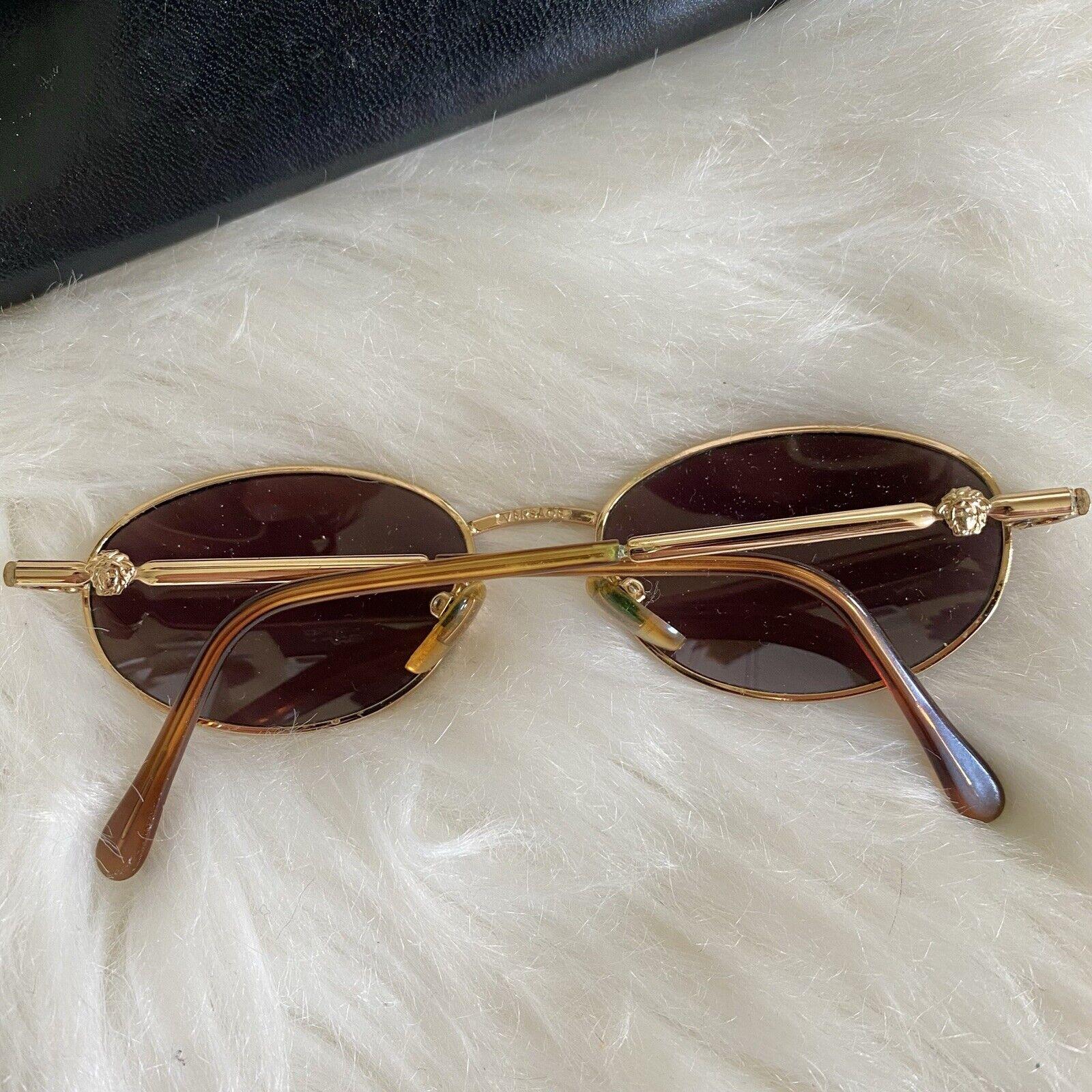 Vintage Gianni Versace Mod H35 COL 030 sunglasses - image 3