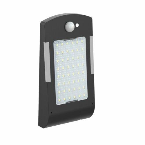 Solarleuchte LEDs Solar Lampe mit Bewegungsmelder Wandleuchte Gartenlampe Fluter