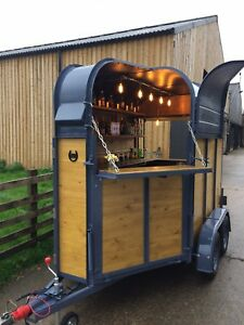 Mobile coffee bar business plan