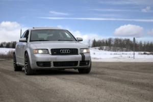 2005 Audi S4 4.2l V8 6SPD Manual Quattro