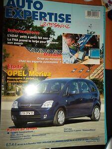 Actif Opel Meriva : Auto-expertise 228 Technologies SophistiquéEs