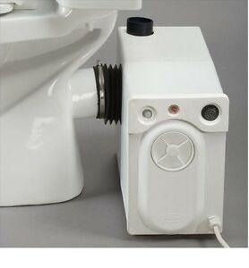 Therford 38724 Bathroom Anywhere Toilet Sink Macerator Pump 120 Volt Ebay