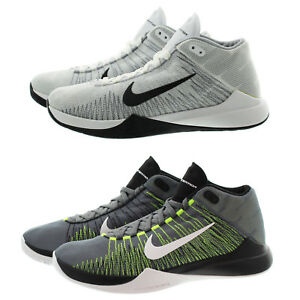 9eea88c82c78 Nike 832234 Mens Zoom Ascention Mid Top Basketball Athletic Shoes ...