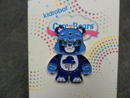 Grumpy Bear Enamel Pin Blind Box 3//40 Metal Kidrobot Care Bears NEW