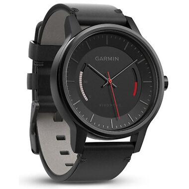 Garmin Vivomove Classic Leather Band Activity Tracker