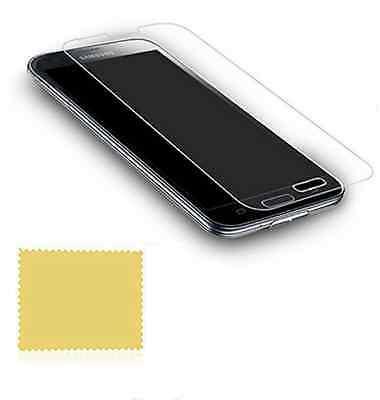 Screen Protector Clear LCD 10 xFilm Guard Samsung GalaxyS5 i9600 10 x Free Cloth