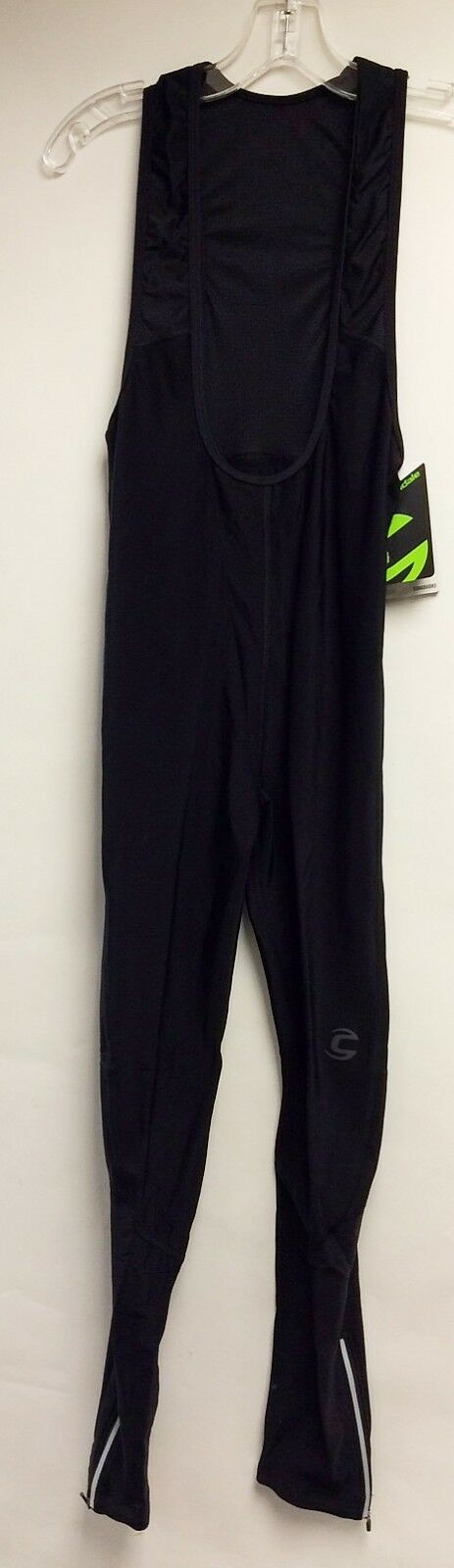 Cannondale Midweight Winter Bib Tights, Cycling, Road, no pad, no chamois