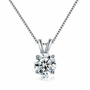 New-Fashion-Charm-Jewelry-Crystal-Pendant-Chain-Chunky-Statement-Choker-Necklace