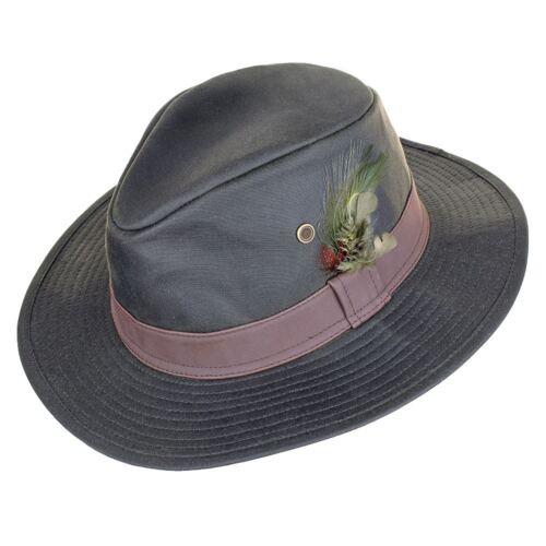 Rambler Waxed Hat