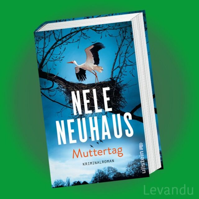 MUTTERTAG | NELE NEUHAUS | Kriminalroman - Bodenstein-Kirchhoff-Krimi - Band 9
