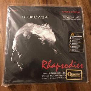 Stokowski-Liszt-Enescu-Smetana-Rhapsodies-AAPC-2471-LSC-2471-200G-Ltd-Num-2015