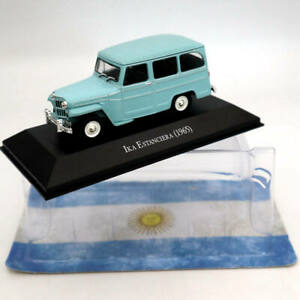 IXO-Altaya-IKA-Estanciera-1965-1-43-Diecast-Models-Collection-Miniature-car