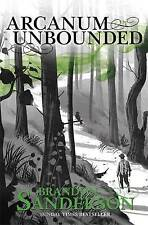 Arcanum Unbounded: The Cosmere Collection by Brandon Sanderson (Hardback, 2016)