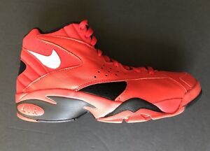 Nike Air Maestro II QS Scottie Pippen Think 16 Red NBA Shoes AJ9281 ... b7f01e8591