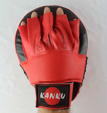 KANKU Boxing punching kicking curved target focus punch mitt pad