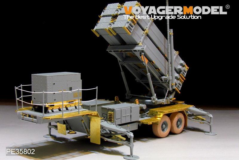 Voyager PE35802 PE35802 PE35802 1 35 U S  MIM-104F Patriot