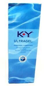 Best Water Based Lubricant 2020 K Y UltraGel Personal Water Based Lubricant, 4.5 Oz Box Damaged 06