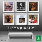 Emma Kirkby: 5 Classic Albums (CD, Jul-2015, 5 Discs, Erato (USA))