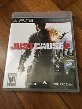 Just Cause 2 (Sony PlayStation 3 2010) Complete