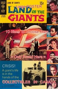 LAND-OF-THE-GIANTS-1969-5-TV-Show-SPINDRiFT-POSTER-Not-Comic-Book-10SIZES18-034-5-039
