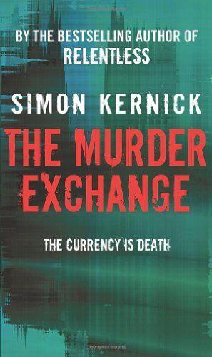 1 of 1 - SIMON KERNICK ___ THE MURDER EXCHANGE __ BRAND NEW __ FREEPOST UK
