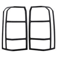 Black Tail Lamp Frame Trim Rear Light Protect Cover For Jeep Patriot 2007 2017 Fits 2012 Jeep Patriot