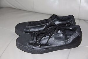 Nike Mens Casual Shoes Athletic Black Fashion Sneakers  315876 - 005 Size 10