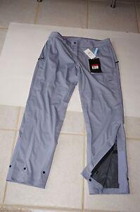 Nike-Golf-Womens-Storm-Pants-Size-L-484228-027-Lilac-Waterproof-NEW