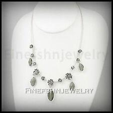 Authentic Pilgrim Jewelry Silver Fancy Necklace 449921