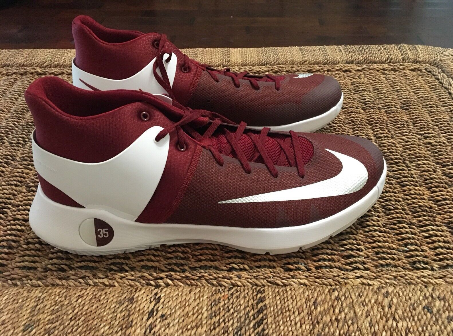 Nike Men's KD Trey 5 IV Zoom Basketball Shoes Sz. 18 NEW 856484-662 Cheap and beautiful fashion