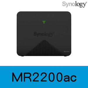 Details about New Synology MR2200ac Wireless Mesh Router networking device