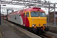 Class 57 57308 6x4 Quality British Rail Photo