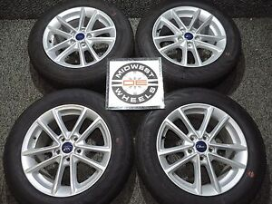 Image Is Loading 2017 Ford Focus 16 034 Factory Oe Wheels