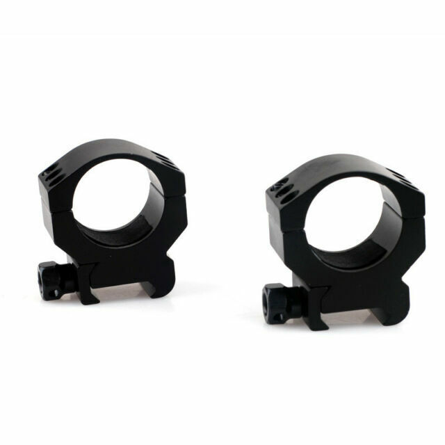 Tactical 30mm Low Profile Scope Mount Ring For 20mm Weaver Picatinny Rail